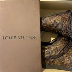 Louis Vuitton sneakers. Size 36.